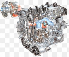 Car - General Motors Car Buick Regal Turbocharger GM Ecotec Engine PNG