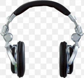 Headphones - Headphones Disc Jockey HDJ-1000 PNG