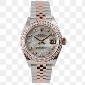 Rolex Lady - Rolex Datejust Rolex Daytona Rolex Submariner Watch PNG