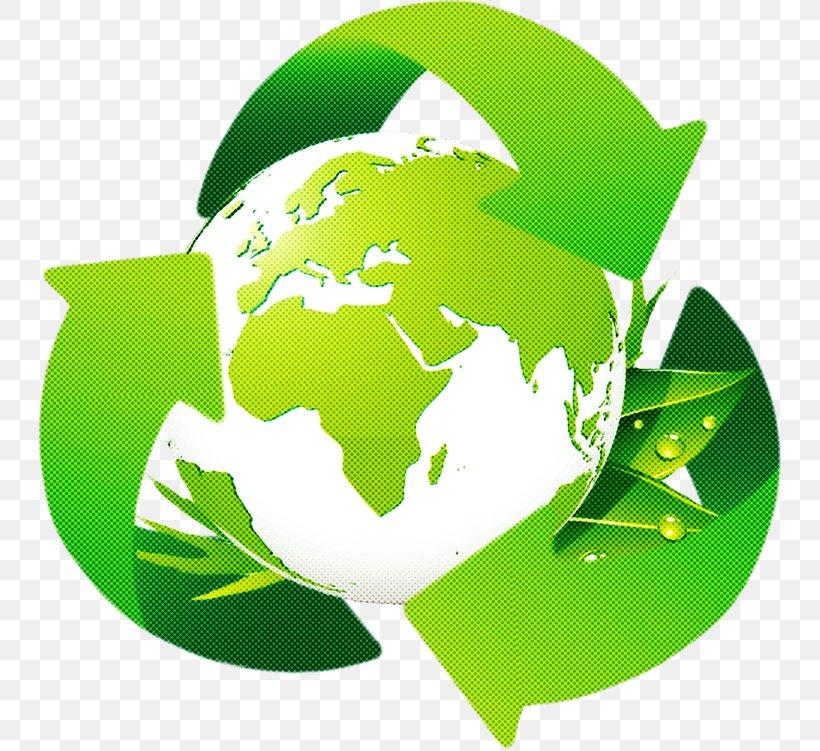 Globe leaves logo vector free download |Green World Logo