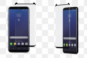 Screen Protector - Samsung Galaxy S8+ Screen Protectors Computer Monitors Zagg PNG