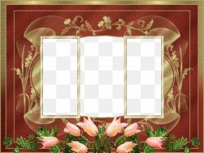 Mood Frame Clipart - Picture Frame Clip Art PNG