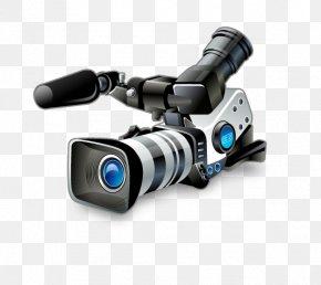 Digital Cameras - Video Camera Icon PNG