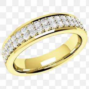 Ring - Wedding Ring Jewellery Diamond Gold PNG