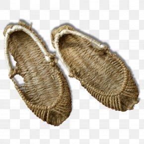 Creative Pull Rope Sandals Free - Slipper Jipsin Knitting PNG