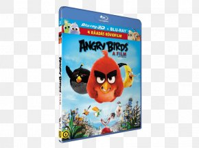 Angry Birds Film - Blu-ray Disc Film Director Comedy Sony Pictures PNG