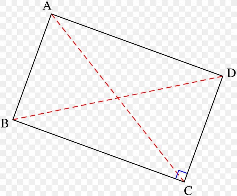 Rectangle Quadrilateral Diagonal Geometry Shape, PNG, 1237x1024px, Rectangle, Area, Cuboid, Diagonal, Diagram Download Free
