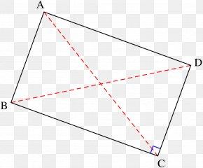 Rectangle - Rectangle Quadrilateral Diagonal Geometry Shape PNG