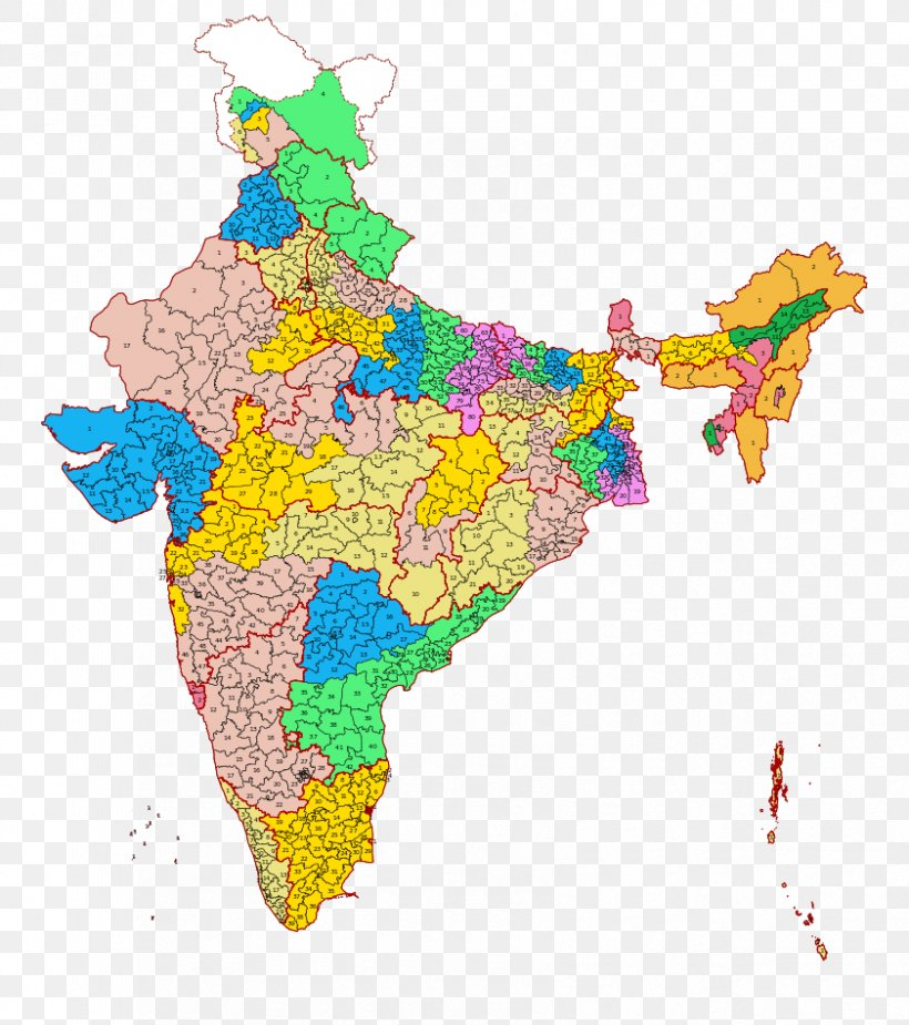 States And Territories Of India United States Kolkata Map ...