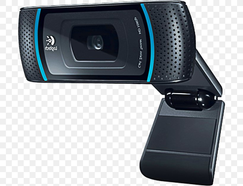 1080p Logitech C910 Logitech C920 Pro Webcam Camera Png