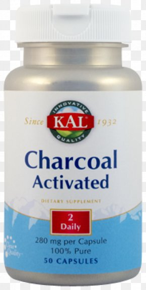 Activated Charcoal - Dietary Supplement Capsule Magnesium Glycinate Activated Carbon PNG