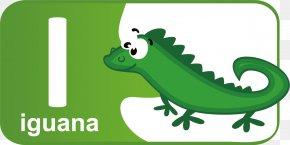 Cartoon Children The English Alphabet I - English Alphabet Letter PNG