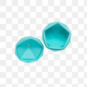 Jewellery - Turquoise Plastic Body Jewellery PNG