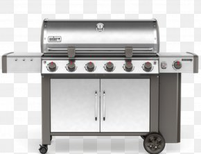 Barbecue - Barbecue Weber-Stephen Products Gas Burner Weber Genesis II LX 340 Natural Gas PNG