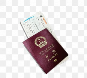 Creative Passport - Hong Kong Passport Travel Visa PNG
