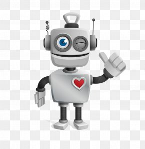 Robot - Robot Euclidean Vector PNG