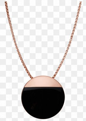 Necklace - Necklace Figaro Chain Jewellery Gold PNG