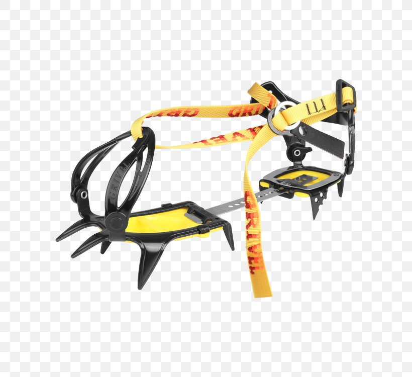 Crampons Ice Climbing Grivel Rock-climbing Equipment, PNG, 750x750px, Crampons, Automotive Exterior, Backpack, Black Diamond Equipment, Climbing Download Free