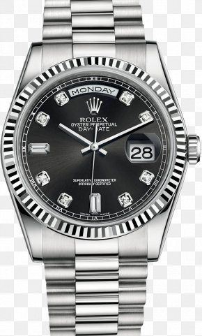 Watches Image - Rolex Datejust Rolex Day-Date Watch Jewellery PNG