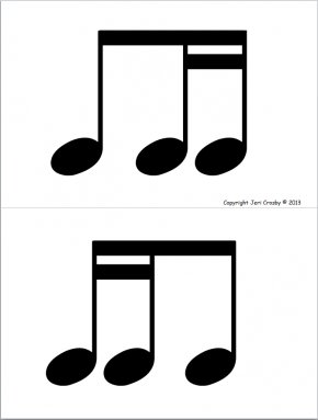 Eighth Note Picture - Sixteenth Note Eighth Note Musical Note Quarter Note Clip Art PNG