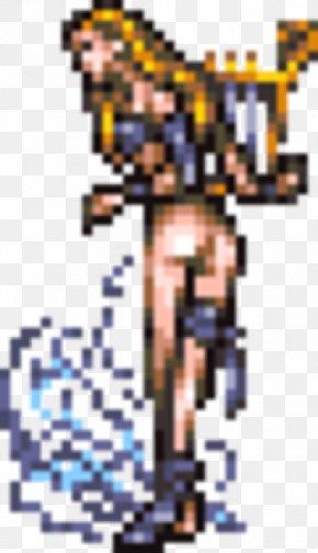 Sprite - Final Fantasy VI Final Fantasy III Super Nintendo Entertainment System Sprite Esper PNG