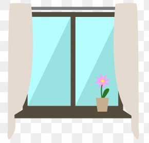 Window - Window Sill Plastic Building Door PNG