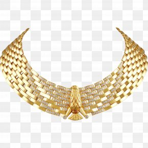 Jewellery - Earring Necklace Jewellery Charms & Pendants Gold PNG