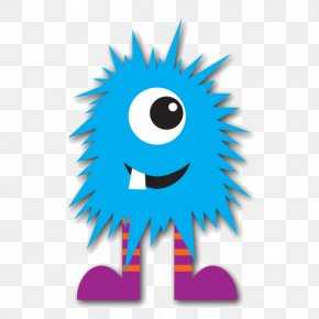 Blue Monster Photo - Monster Party Cookie Monster Clip Art PNG