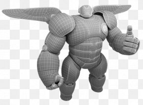 3d Modeling - Baymax Art 3D Computer Graphics Animation PNG