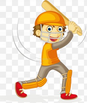 Ball Player - Cricket Stock Photography Royalty-free Clip Art PNG