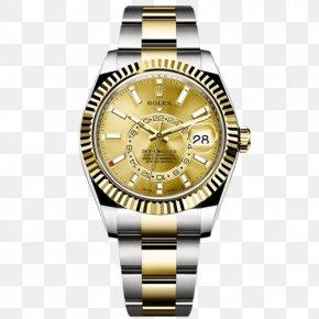 Rolex - Rolex Datejust Rolex Sea Dweller Baselworld Watch PNG