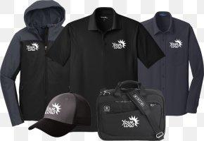 T Shirt Style - T-shirt Jacket Clothing Logo PNG