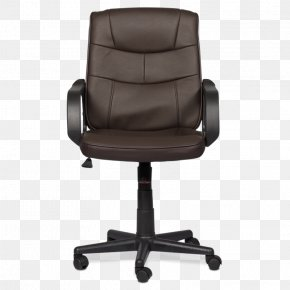Office Desk - Table Office & Desk Chairs Furniture Swivel Chair PNG
