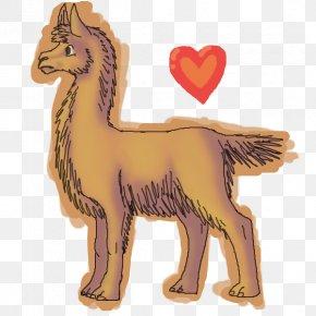Dog - Dog Llama Drawing DeviantArt Digital Art PNG