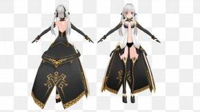 Hatsune Miku - Elsword Costume MikuMikuDance Hatsune Miku KOG Games PNG