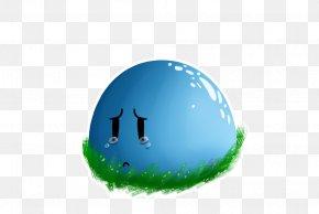 Slime - Green Azure Aqua Turquoise Teal PNG