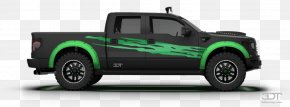 Ford Raptor - Tire Car Pickup Truck Off-road Vehicle Wheel PNG