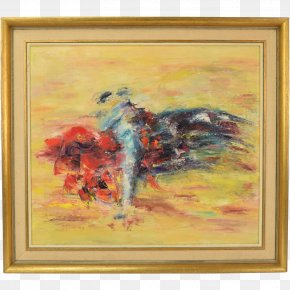 Paint - Watercolor Painting Modern Art Picture Frames Acrylic Paint PNG