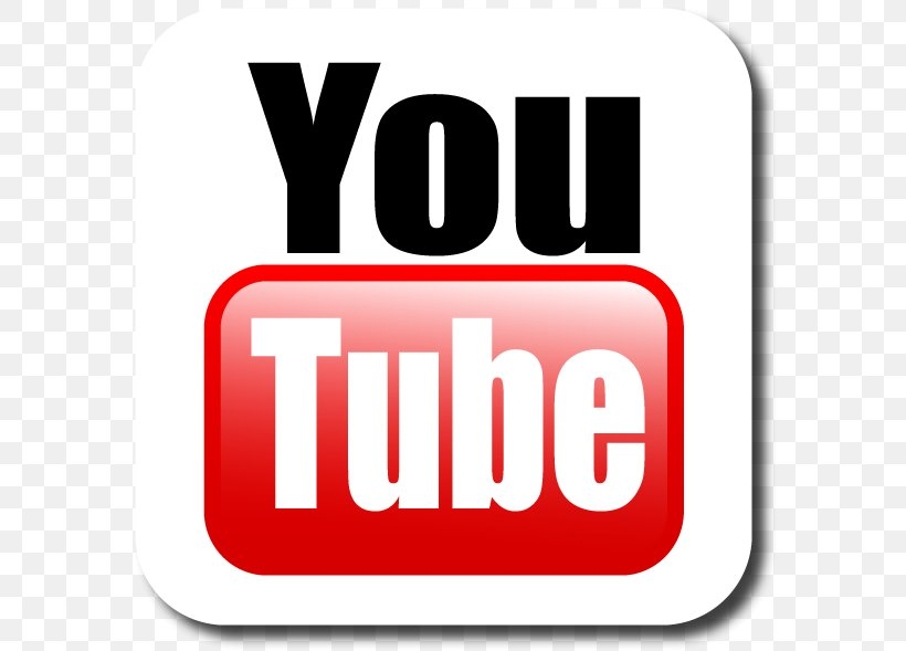 YouTube Logo, PNG, 592x589px, Youtube, Area, Brand, Click, Iconfinder Download Free