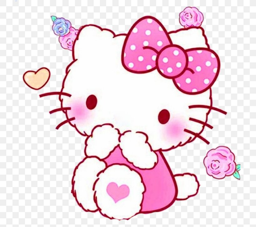 Hello Kitty Cat Desktop Wallpaper Sanrio Image Png 720x728px Hello Kitty Android Art Cat Cuteness Download