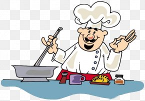 Cartoon Chef Jane Pen - Trier Wittlich Profession Donation Food PNG