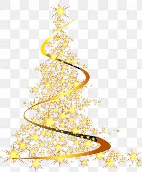 Christmas Tree - Christmas Tree New Year Tree PNG