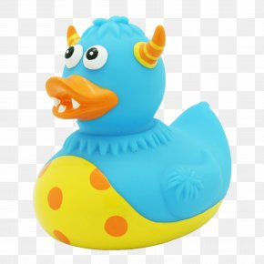 Roast Duck In Kind - Rubber Duck Natural Rubber Toy Bathtub PNG