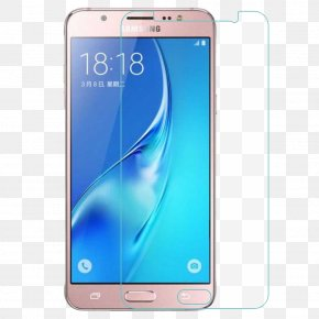 Samsung - Samsung Galaxy J5 (2016) Samsung Galaxy J7 Screen Protectors Toughened Glass PNG