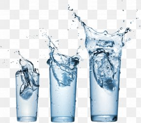 Water Glass - Soft Drink Juice Drinking Water PNG