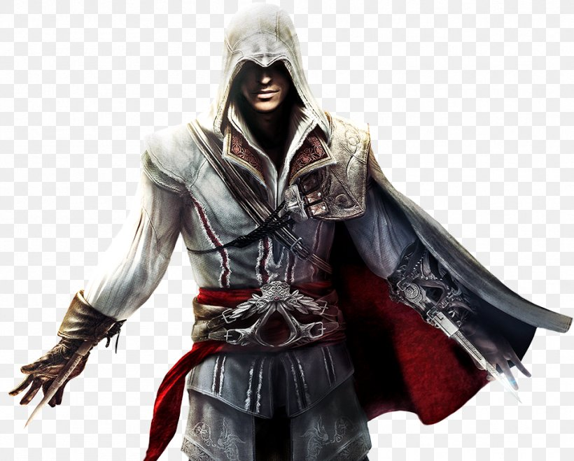 Assassin's Creed II Assassin's Creed: Origins Assassin's Creed: Revelations Assassin's Creed: Ezio Trilogy, PNG, 961x773px, Assassin S Creed, Action Figure, Assassin S Creed Ii, Assassins, Costume Download Free