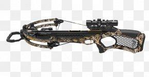 Click Free Shipping - Crossbow Ranged Weapon Gun Barrel Bow And Arrow PNG