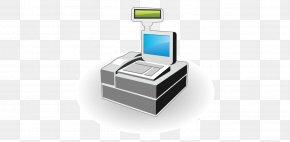 Cash Register - Cash Register Money Clip Art PNG