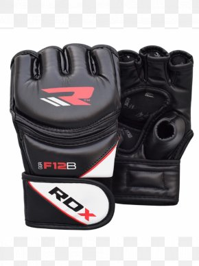 Mixed Martial Arts - MMA Gloves Mixed Martial Arts Grappling Boxing Glove PNG
