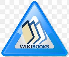Warning Icons - Wikibooks Wikimania Wikimedia Foundation Logo PNG